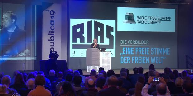 Frank Rieger auf der re;publica 2019