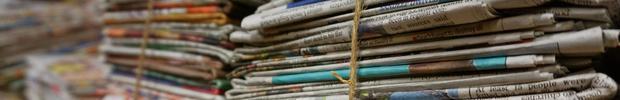 Zeitungen Presseschau
