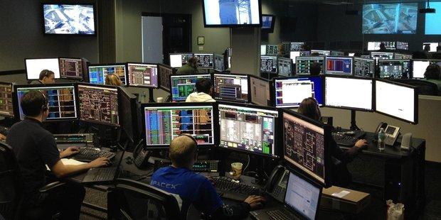 teaser Kontrollraum digital Überwachung pexels_com