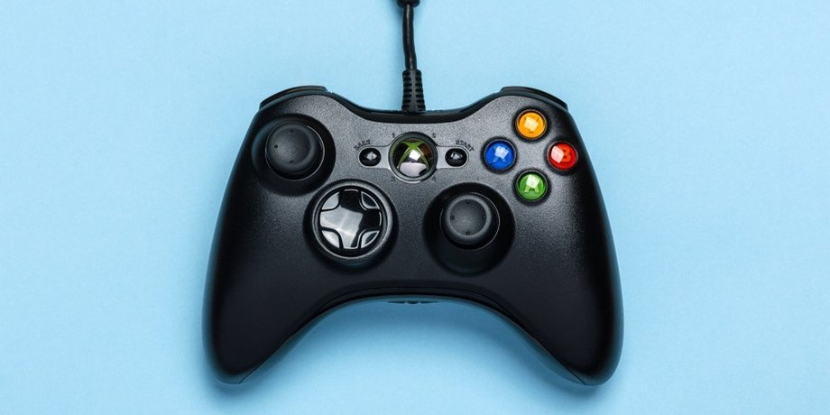 Foto Game Controller